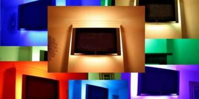 Super Light Led Mood Lighting Ideas Back Lights