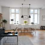 Swedish All One Kitchen Dining Living Room Woont Love