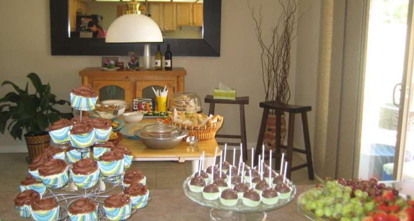 Sweet Goodies Our Housewarming Party House