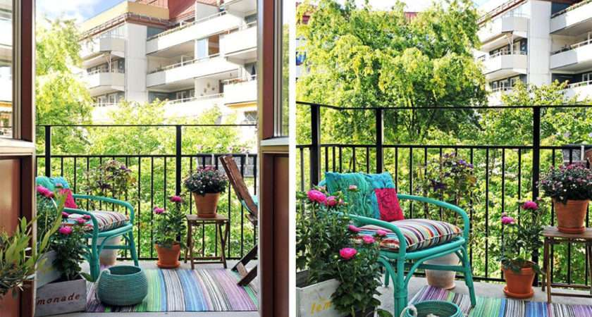 Sweet Indian Balcony Garden Decoration Ideas Home