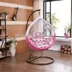Swing Bedroom Design Decoration