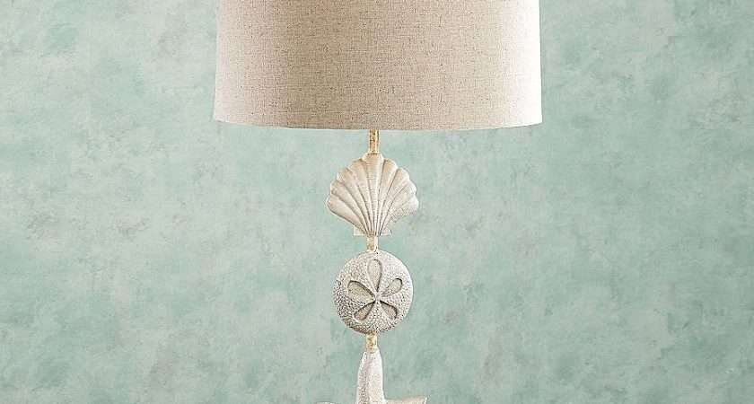 Table Lamps Beautiful Shabby Chic High