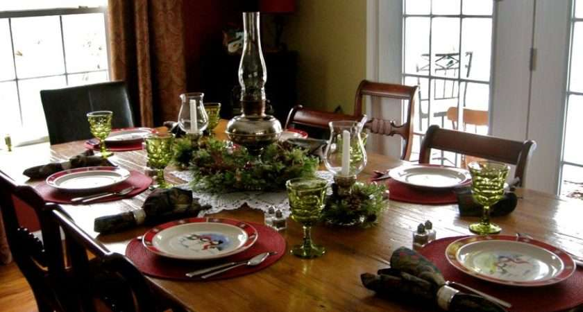 Table Setting Ideas Everyday Very Typical