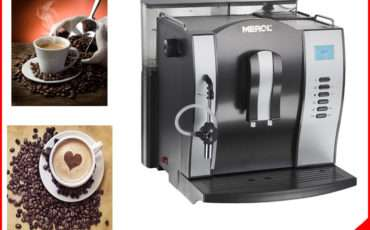 Table Top Bean Cup Fresh Coffee Machine Fully Automatic
