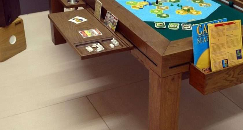 Tables Board Games