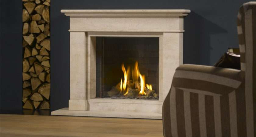 Tagged Balanced Flue Gas Fire Flueless Fireplace