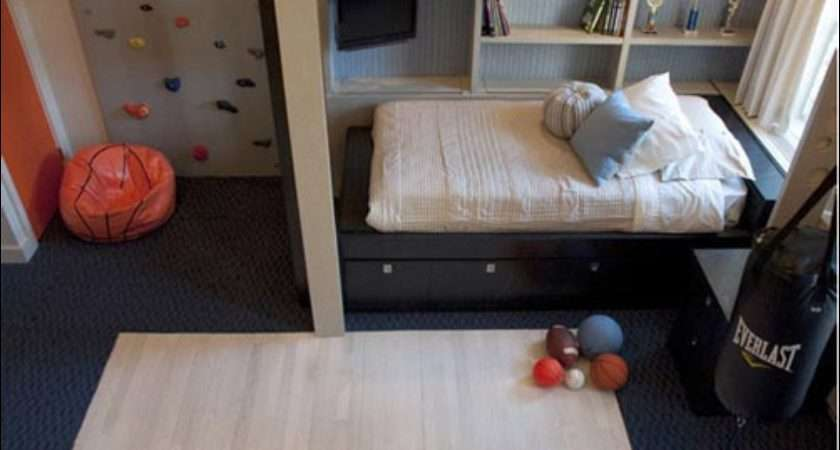 Teen Boys Sports Theme Bedrooms Which