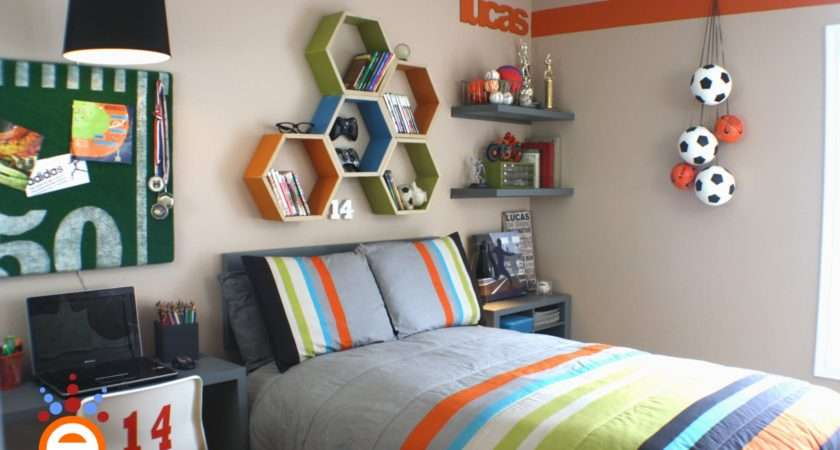 Teenage Boys Bedroom Ideas Photograph Masculine