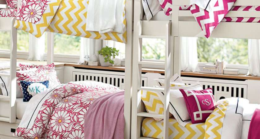 Teenage Girl Bedroom Ideas Sleepovers Pbteen
