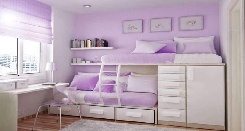 Teenage Girls Bedroom Furniture Sets