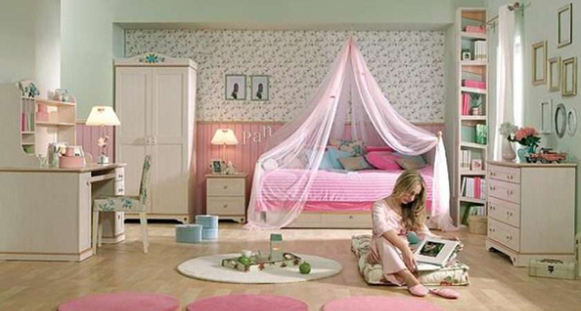 Teenage Girls Room Decor One Total Pics Fancy Modern Pink