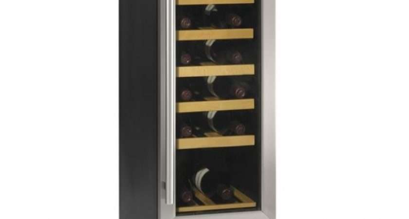 Tefcold Tfw Bottle Slimline Undercounter Wine Cooler