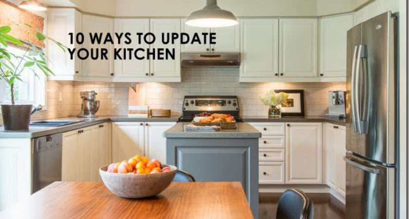 Ten Ways Your Kitchen Before After