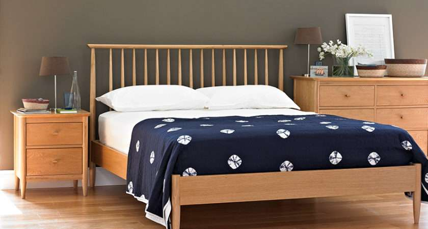 Teramo Double Bed Beds Ercol Furniture