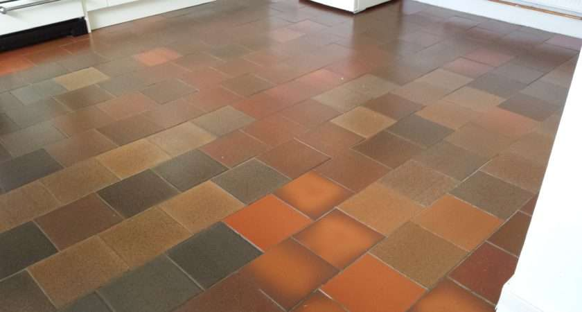 Terracotta Floor Clean Seal