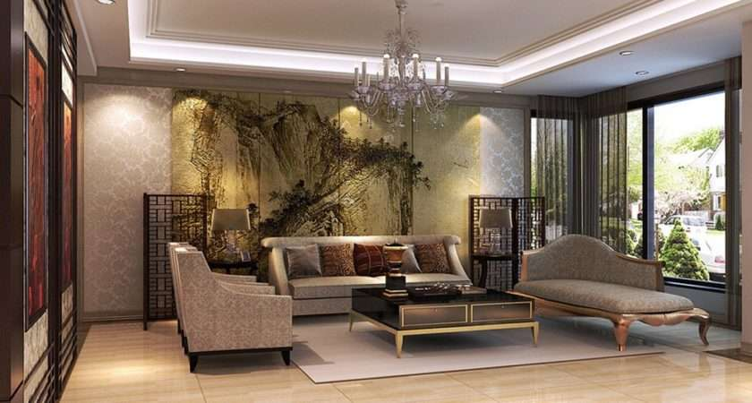 Terrific Below Other Parts Asian Themed Living Room