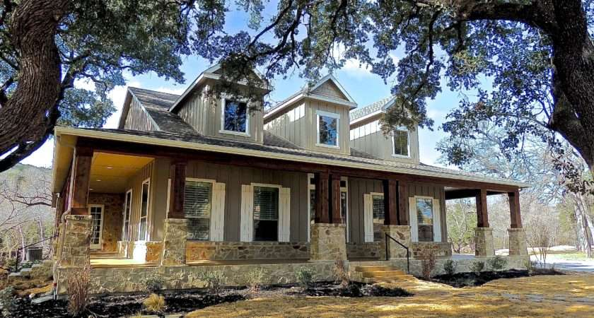 Texas Hill Country Dream Home High Lonesome