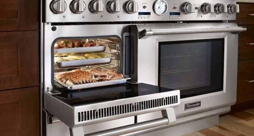 Thermador Dual Fuel Steam Range All One Cooking Prd Jdsgu