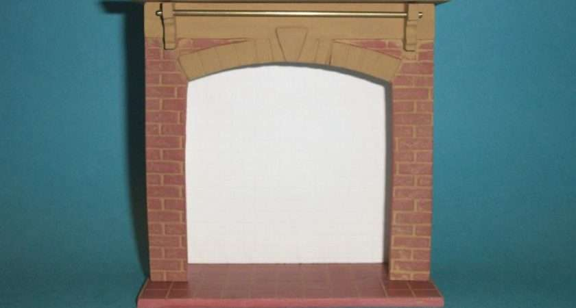 These Dolls House Kitchen Stove Surrounds Suitable Displaying