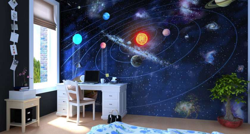 These Educational Wall Ideas Perfect Kids