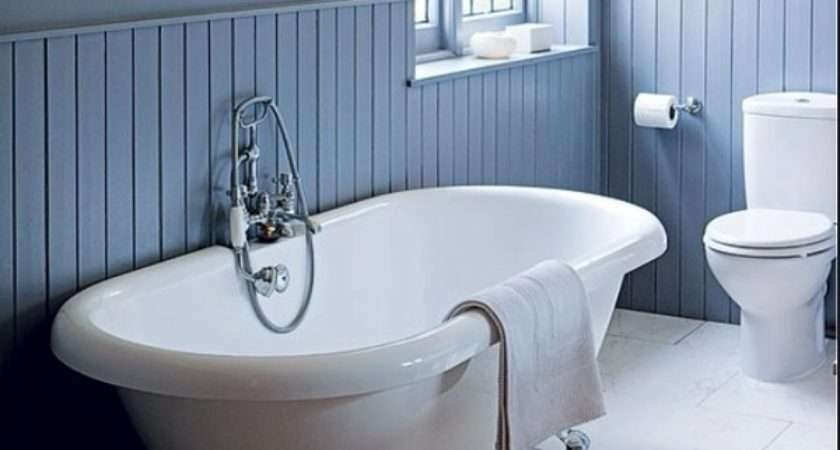Thoughts Tongue Groove Panelling Bathroom