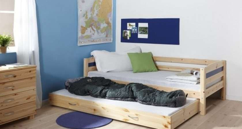 Thuka Trendy Childrens Day Bed Frame Available Colour Ways