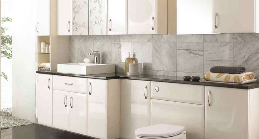Tilemaze Fitted Bathroom Furniture Cabinets