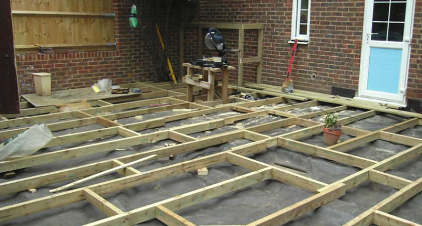 Timber Decking Fogarty Construction