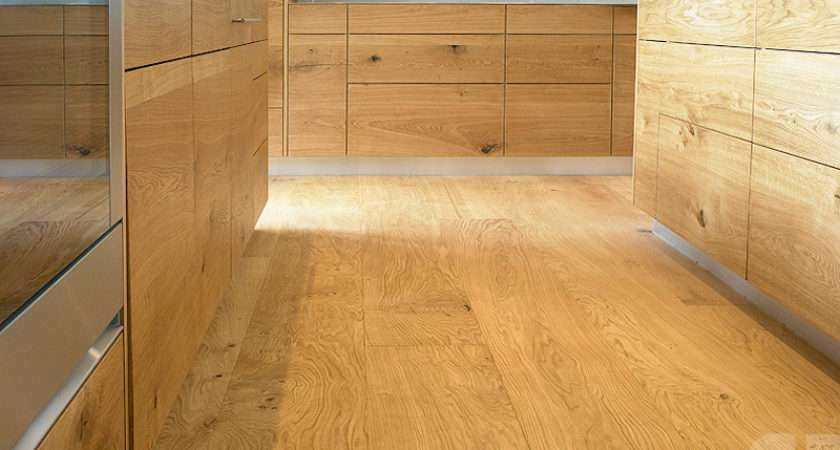 Timber Floors Oak Country Brushed Natural Oil Mafi