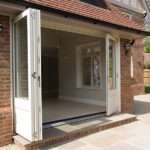 Timber Fold Doors Folding Patio Mumford Wood