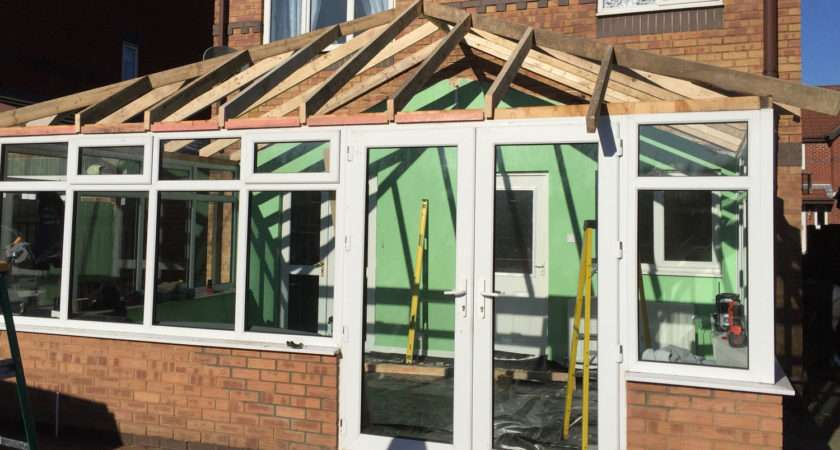 Timber Frame Conservatory Roof Conversions Replacements