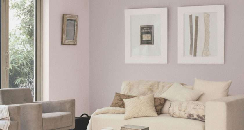Tinted Neutrals Modern Living Room Dulux