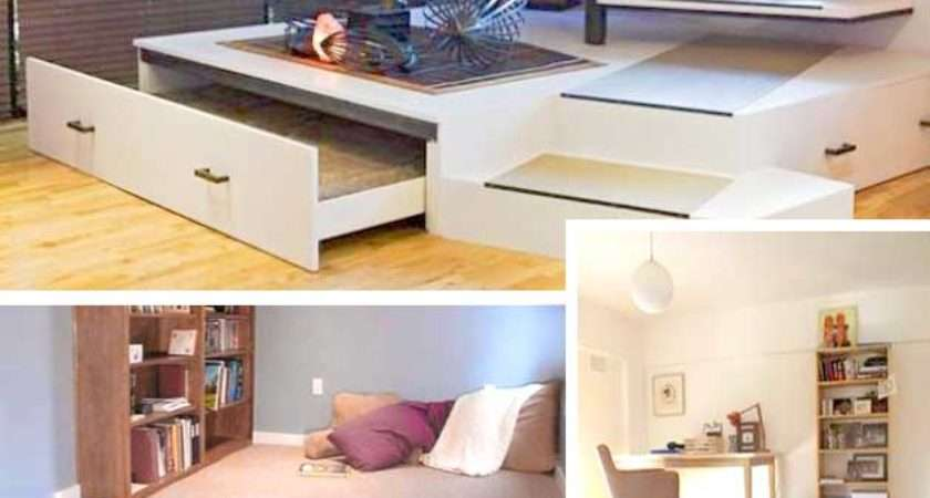 Tiny House Furniture Ideas Small Homes Cabins