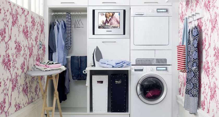 Tips Creating Laundry Room Both Charming Functional