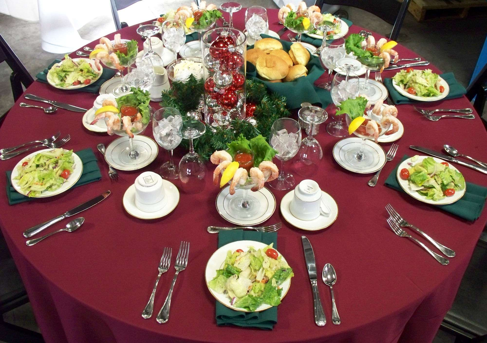 Tips Decorate Dinner Party Table Mani Life Precious