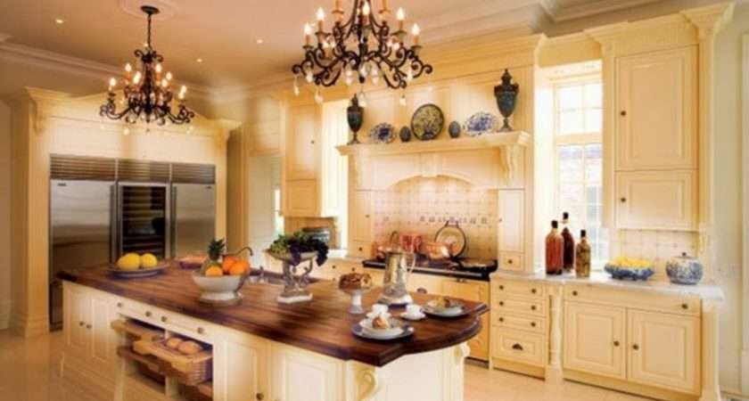 Tips Decorate Your Kitchen Rustic Style Different