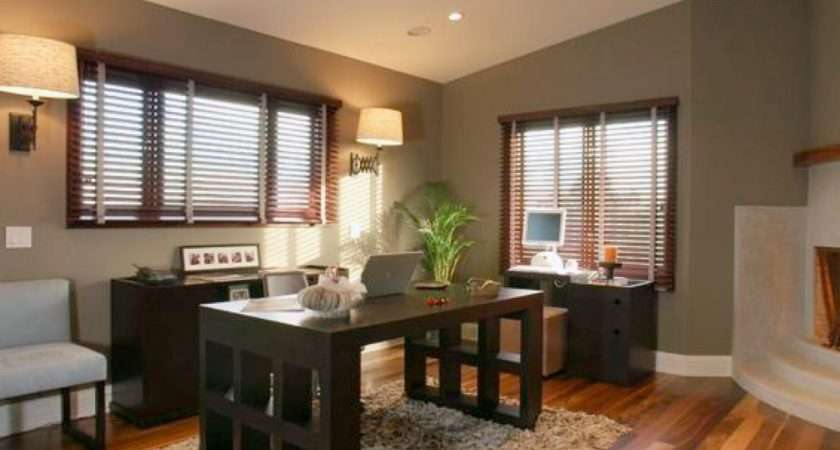 Tips Designing Your Home Office Decorating Design Ideas
