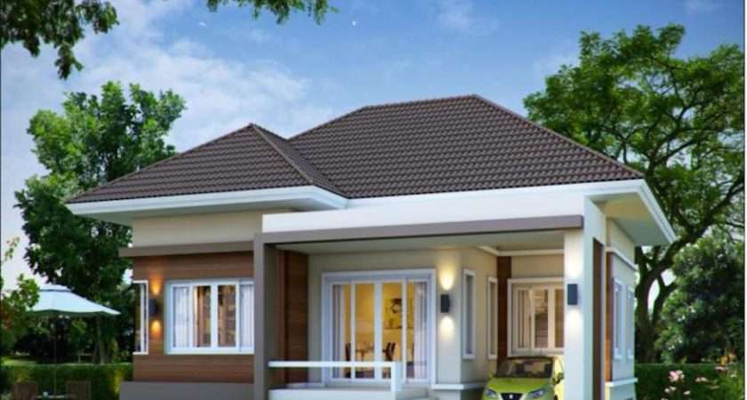 Tips Drawing European Bungalow House Plans