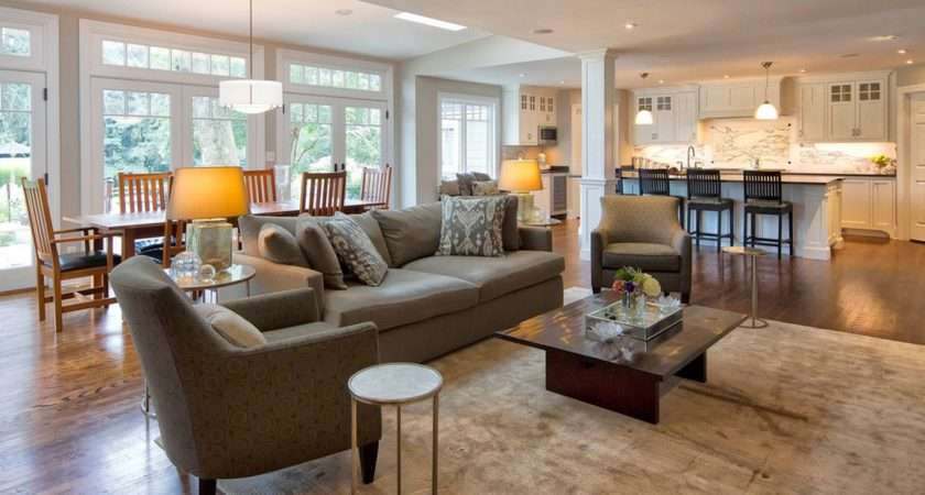 Tips Tricks Dazzling Open Floor Plan Home Design