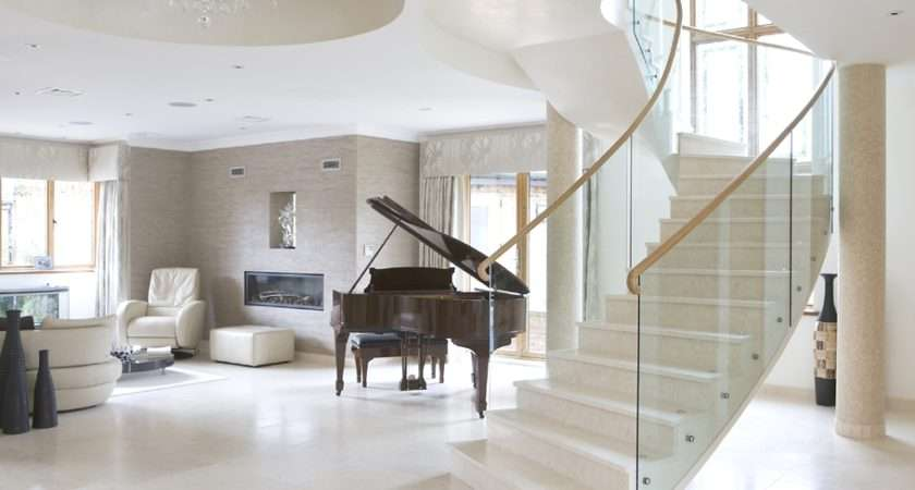 Today Modern Staircases Offer All Sorts Beautiful Designs