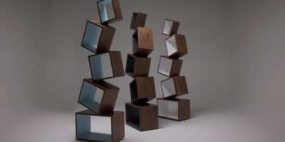 Today Piece Funky Bookcase Colombian Based Designers