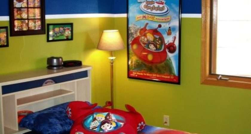 Toddler Little Einstein Bedroom Just Finished Turning