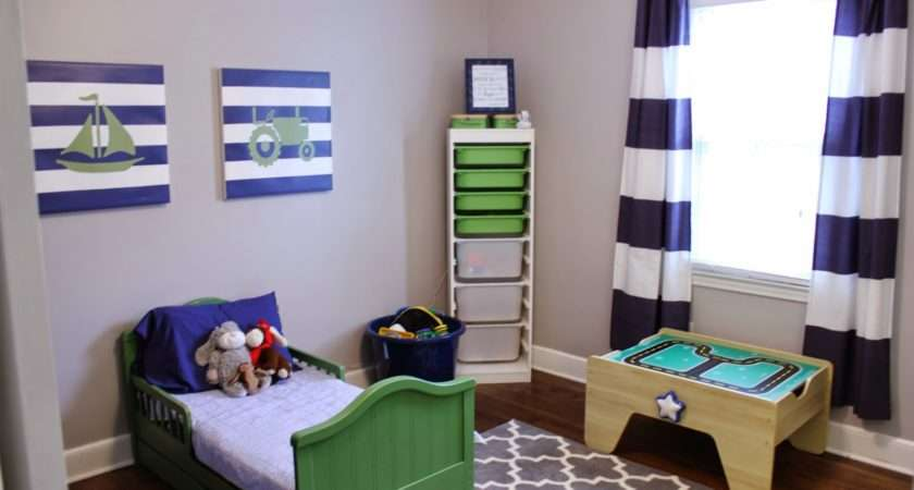 Toddler Room Ideas Boy Finding Perfect