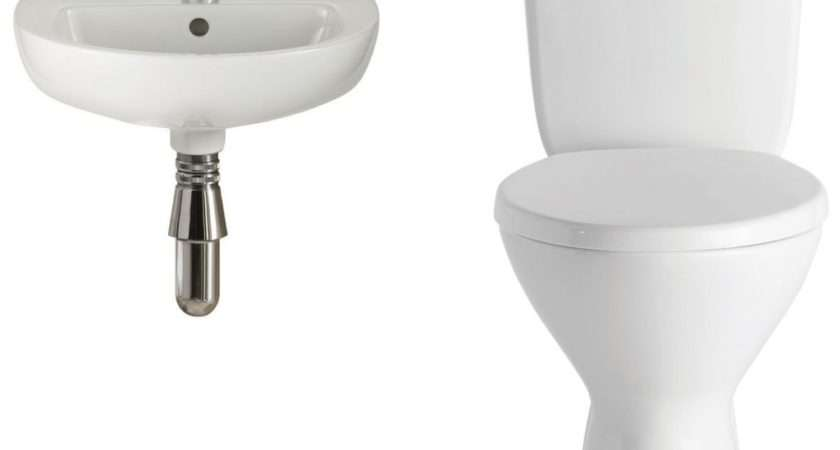 Toilet Basin Sets Help Achieve Professional Look