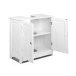 Toilet Basin Under Sink Bathroom Cabinet Vanity Storage