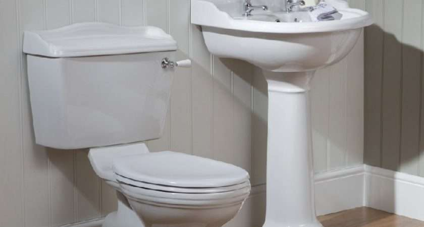 Toilet Wash Basin Sets Oxford Set