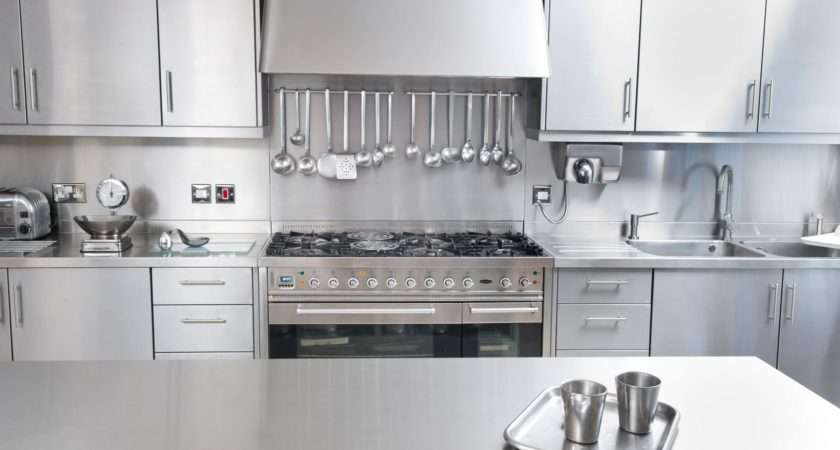 Top Cleaning Agents Stainless Steel Modular Kitchens