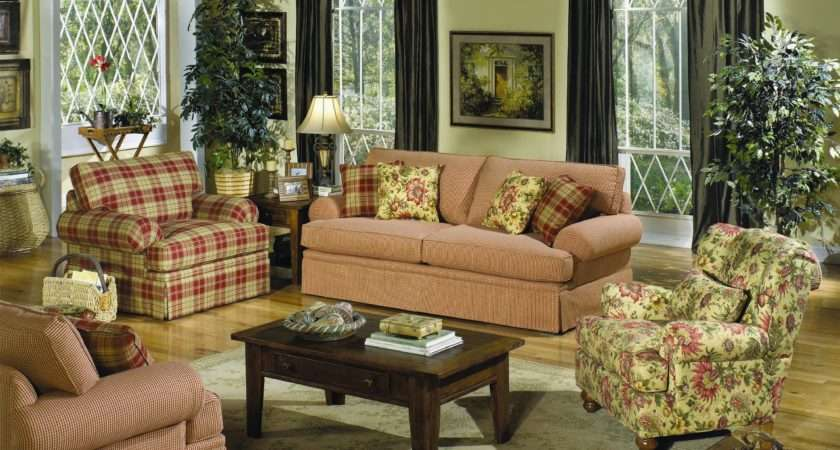 Top Country Cottage Living Room Furniture