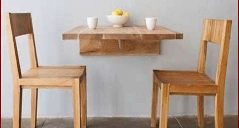 Top Folding Dining Table Small Space