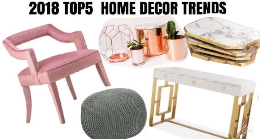 Top Home Decor Trends Must Haves Youtube